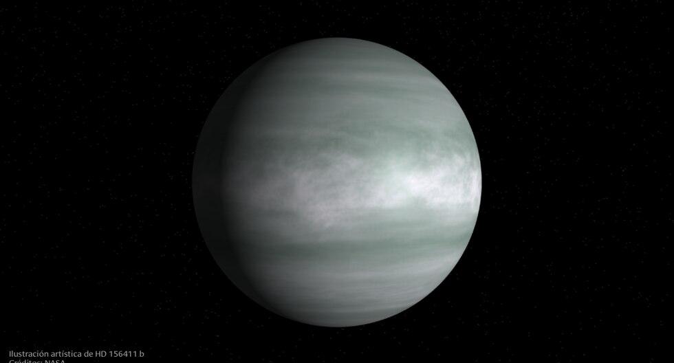 HD 156411b se ubica a 178 años luz de distancia de la Tierra. (Foto: NASA)