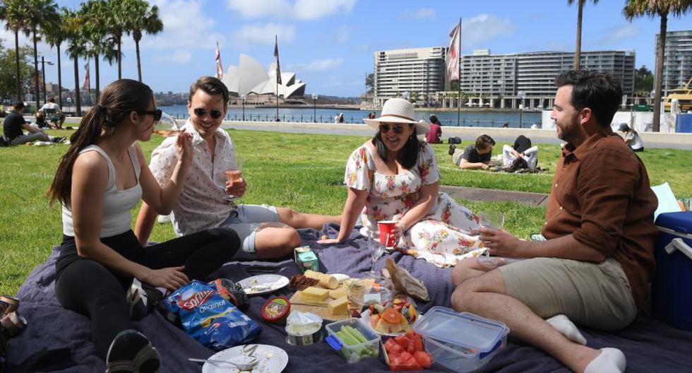 Australia will start the deconfinement of Sydney on October 11