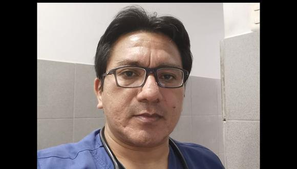 Natural de Yurimaguas, el infectólogo Juan Carlos Celis estudió en San Marcos e hizo su residencia en el hospital Rebagliati antes de llegar a Iquitos. (Foto: Archivo personal)