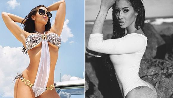 Facebook: la 'Kim Kardashian cubana' Claudia Sampedro en fotos