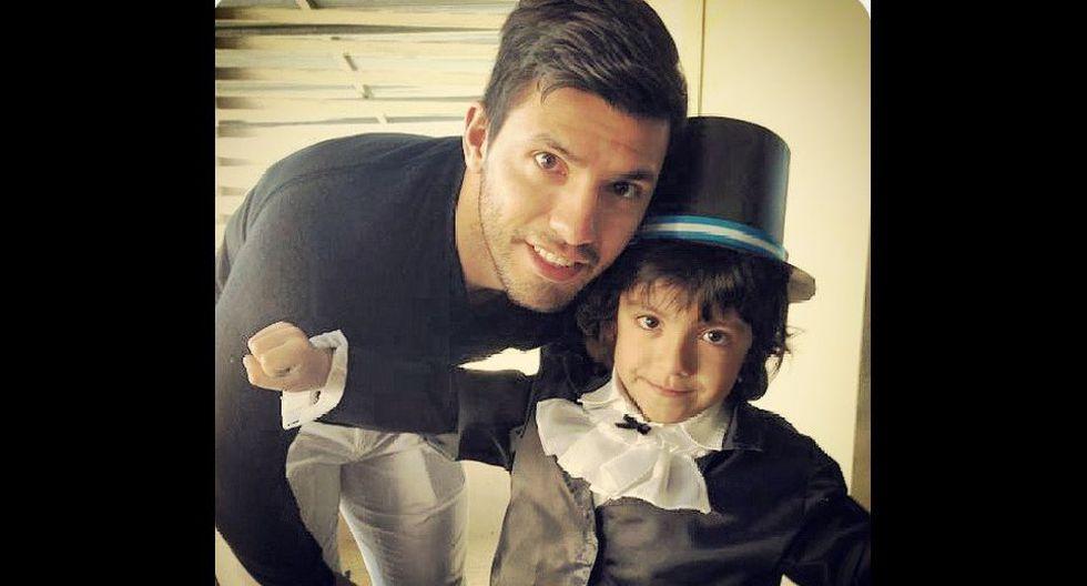 Día del Niño: conoce a los hijos de las estrellas del fútbol - 9