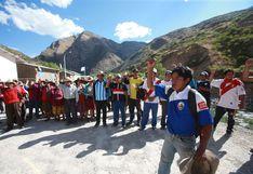 Las Bambas: Gobierno buscará adelantar canon minero para ejecución de obras