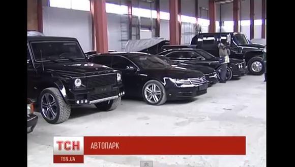 La colección del hijo de Yanukovich está valorizada en casi dos millones de dólares. (Videos: YouTube)