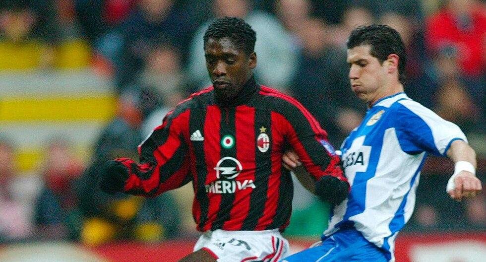 Se cumplen 16 años de la épica remontada del 'Super Depor' al poderoso Milan por la Champions League