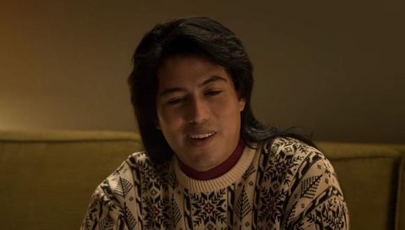 """Julio Macias interpretó a Pete Astudillo, uno de los miembros de Los Bad Boys, en """"Selena: La serie"""" (Foto: Netflix)"""