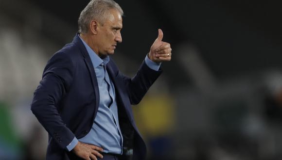 Tite niega favoritismo de Brasil y promete un gran espectáculo en la final de la Copa América 2021