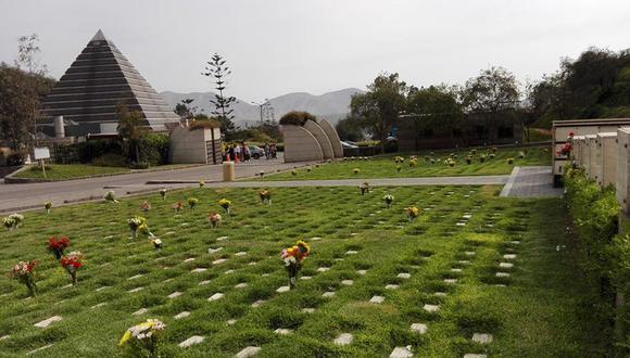 Antes de la pandemia, en Jardines de la Paz se cremaba  11 casos diarios en Lima, ahora llegan a 25.