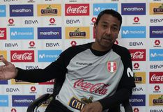 "Nolberto Solano: ""En ningún momento afecté a alguien ni a la selección"" |  ENTREVISTA"
