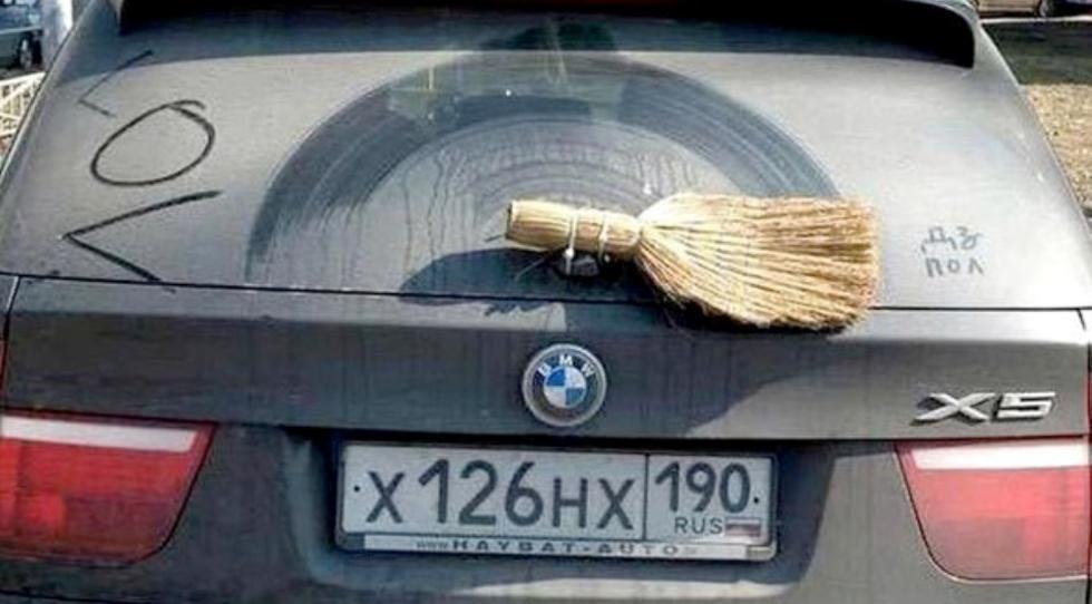 FOTOS: Las reparaciones de autos más absurdas - 1