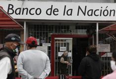 Bono Universal: hasta fin de octubre se podrá usar tarjeta del Banco de la Nación vencida entre mayo y setiembre