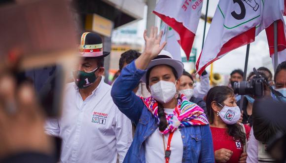 """Mendoza indicó que no dialogará con Fuerza Popular porque """"con el fujimorismo no podemos ir ni a la esquina"""" debido a que dicha agrupación defiende un régimen autoritario. (Foto: GEC)"""