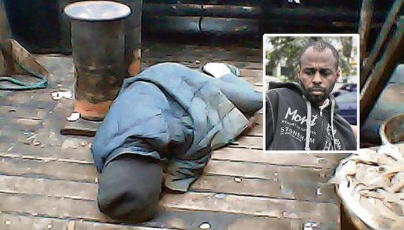 """Africano hospitalizado """"era tratado como perro en el barco"""""""