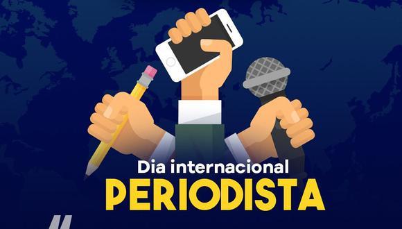 Desde 1958 se celebra el Día Internacional del Periodista el 8 de setiembre y aquí te contamos la razón. (Foto: trendsmap)