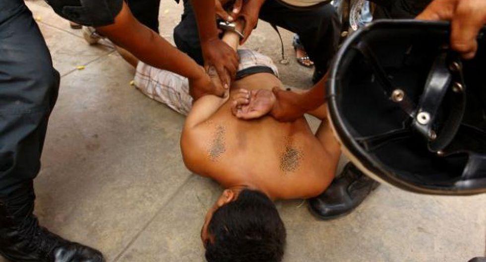 Presuntos microcomercializadores de droga fueron intervenidos