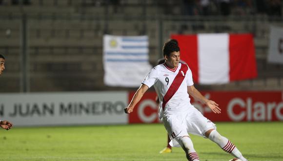 Se hizo oficial la lista de convocados a la selección peruana e Iván Bulos fue la gran novedad en el llamado de Ricardo Gareca para los duelos ante Bolivia y Ecuador. Foto: USI