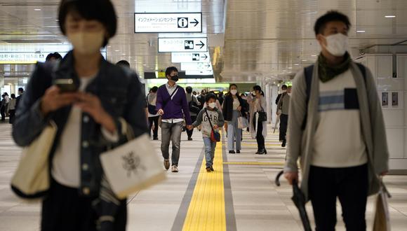 Coronavirus en Japón | Últimas noticias | Último minuto: reporte de infectados y muertos por COVID-19 hoy, sábado 8 de mayo del 2021.  EFE