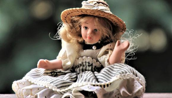 Compra una casa y encuentra una muñeca con una aterradora nota. (Foto: Referencial / Pixabay)