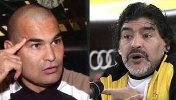 """Chilavert a Maradona: """"No está capacitado para dirigir la FIFA"""""""