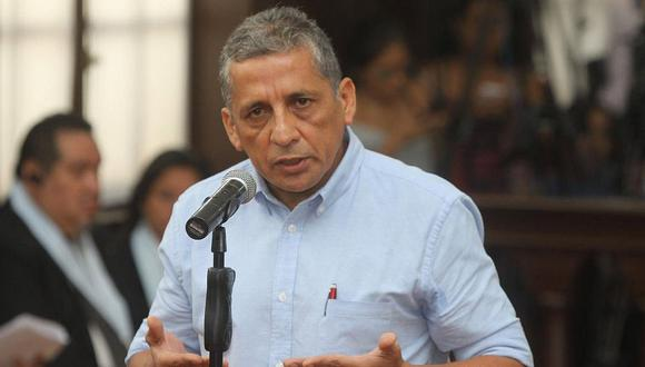 Antauro Humala purga una condena de 19 años por el 'Andahuaylazo'. (Foto: GEC)