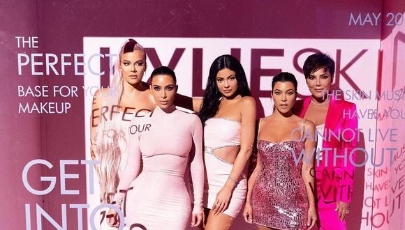 """Figuras del programa """"Keeping Up with the Kardashians"""" subieron curioso video a sus cuentas de Instagram.  (Foto: Instagram)"""