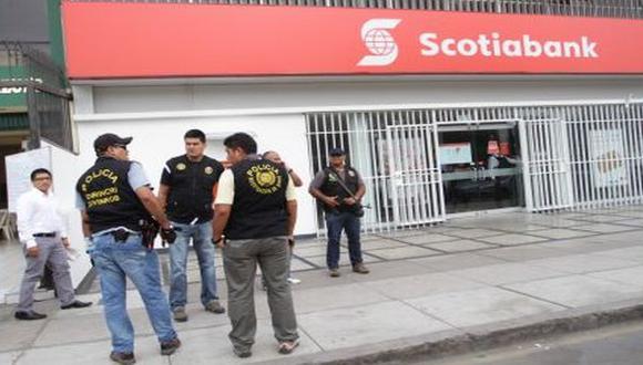 Banda de ex cómplice de 'Puerto Rico' trató de asaltar banco