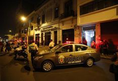 Cercado de Lima: trabajador falleció tras quedar atrapado en ascensor y caer al sótano