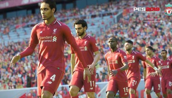 Alguno de los jugadores de los grandes clubes europeos podrían estar en tu equipo. (Foto: Konami)