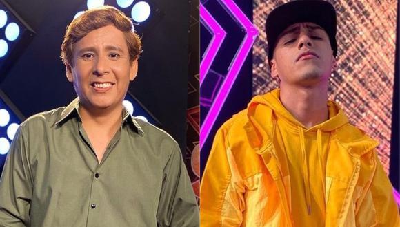Imitador de Ricardo Montaner se pronunció tras perder su silla contra el intérprete de Bad Bunny. (Foto: @hugoapaza/@rayoenlabotella)