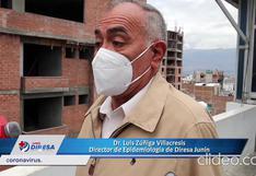 Junín: Diresa reportó 991 casos de COVID-19 durante los ocho primeros días de marzo   VIDEO