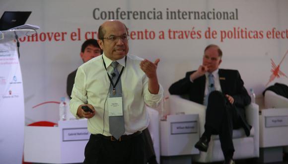Hugo Ñopo ocupará este puesto en la Organización Internacional de Trabajo.