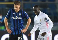 Atalanta perdió en Bérgamo 0-1 ante Real Madrid y buscará remontar la serie en el Alfredo Di Stéfano