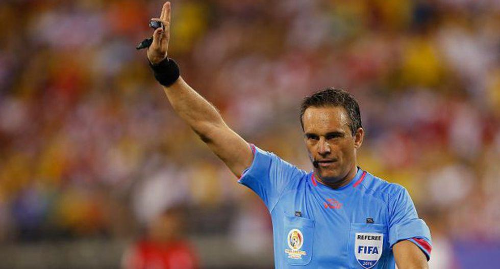 Patricio Loustau arbitrará la final entre Alianza Lima y Binacional. (Foto: Agencias)
