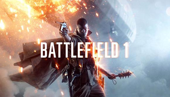 Battlefield 1. (Imagen: EA)