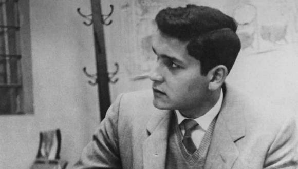 """""""El viaje"""", poemario de Javier Heraud, fue merecedor del premio El Poeta Joven del Perú, que compartió con César Calvo."""