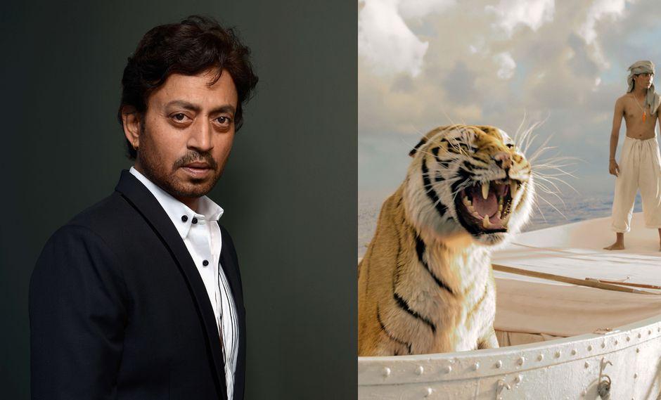 Irrfan Khan, actor de  sufre un tumor neuroendocrino
