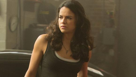 Michelle Rodríguez ha interpretado a Letty Ortiz durante casi dos décadas (Foto: Universal Pictures)