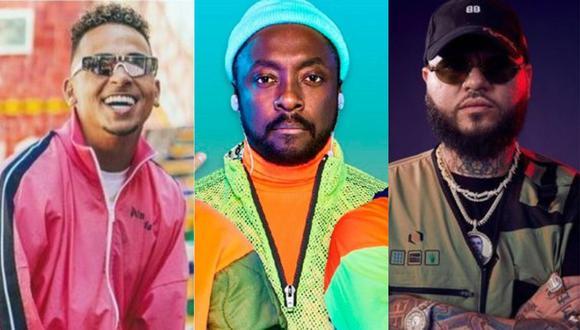 Ozuna, Black Eyed Peas y Farruko encabezan presentaciones en los Premios Billboard 2020. (Foto: Instagram)