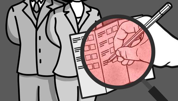 El calendario electoral sigue avanzando y este 22 de diciembre concluye el plazo para las solicitudes de inscripción de candidatos ¿En qué casos una lista puede quedar fuera de carrera? (Ilustración: El Comercio)