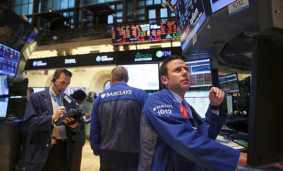 Wall Street abre a la baja este jueves. (Foto: AFP)