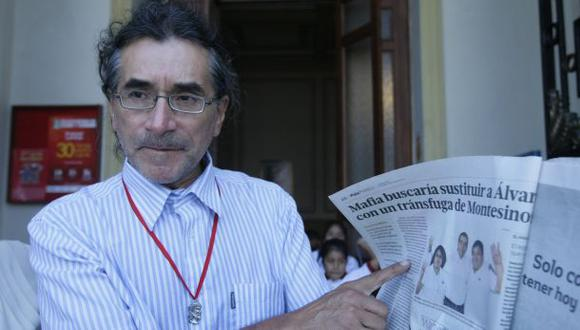 JEE escuchará a Waldo Ríos antes de decidir sobre candidatura
