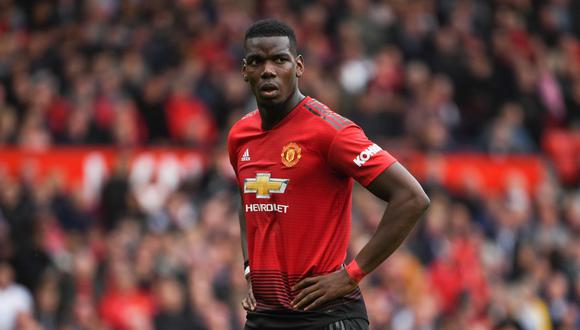 Paul Pogba es una de las estrellas que hoy militan en el Manchester United. (Foto: AFP)