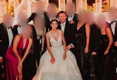 El concurrido matrimonio de un actor que terminó con al menos 100 personas contagiadas de coronavirus