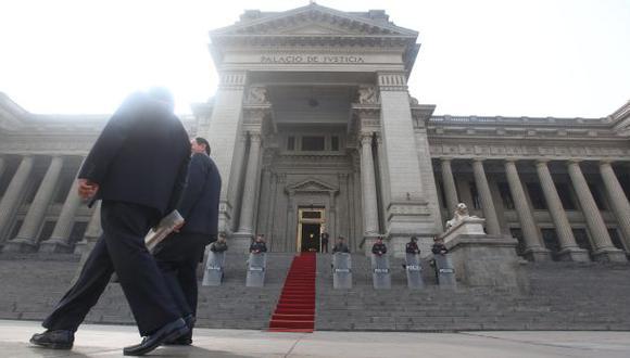 El Poder Judicial destituye a dos jueces y nueve secretarios