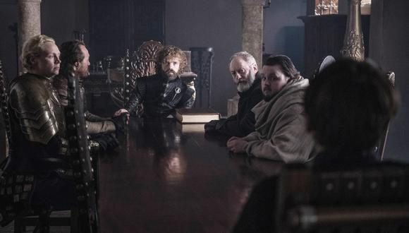 """""""Game of Thrones"""". Foto: HBO."""