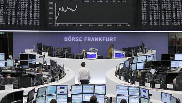 Así terminaron la jornada las bolsas europeas. (Foto: Reuters)