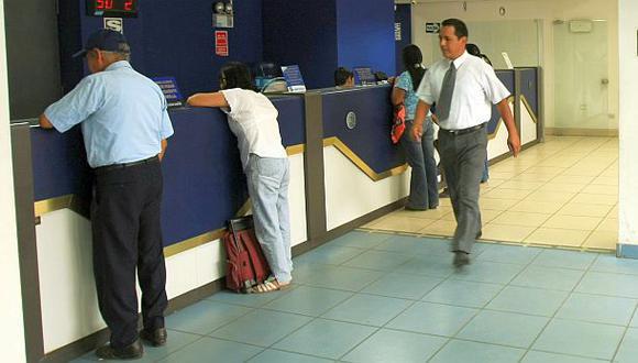 Créditos de microfinancieras subieron 6,8% en primer semestre