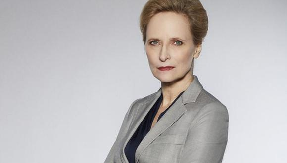 La actriz Laila Robins interpretará a Pamela Milton, la gobernadora de la Commonwealth (Foto: NBC)