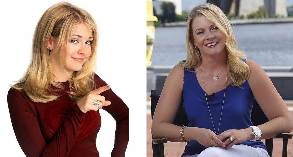 """La actriz estadounidense Melissa Joan Hart fue protagonista de la serie noventera """"Sabrina"""". (Foto: Instagram)"""