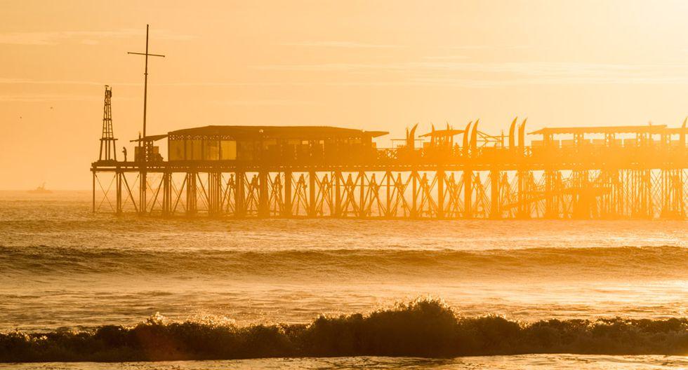 Pueden pasar el día en el balneario de Pimentel, ubicado a 11 km de la urbe. (Foto: Shutterstock)