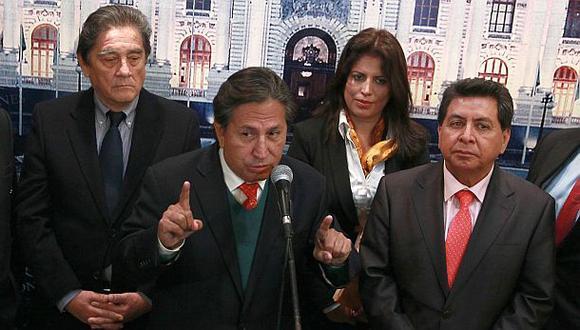 Perú Posible exige a Zeballos rectificarse por acusar a Toledo